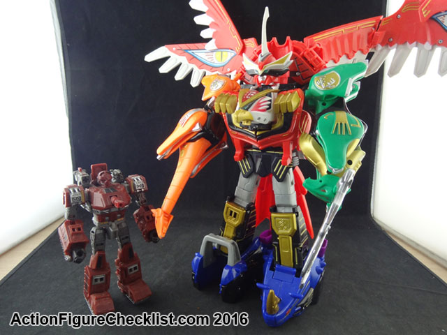 DSC04218 Wild Force Isis Megazord jpg, Wild Force, Power Rangers